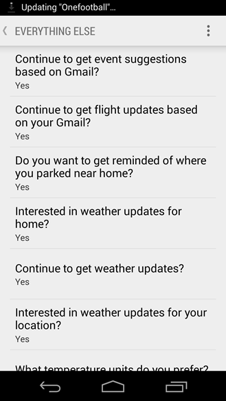 Google Now 'Inferred Events' Feature Lets Users Add Calendar Events From Gmail