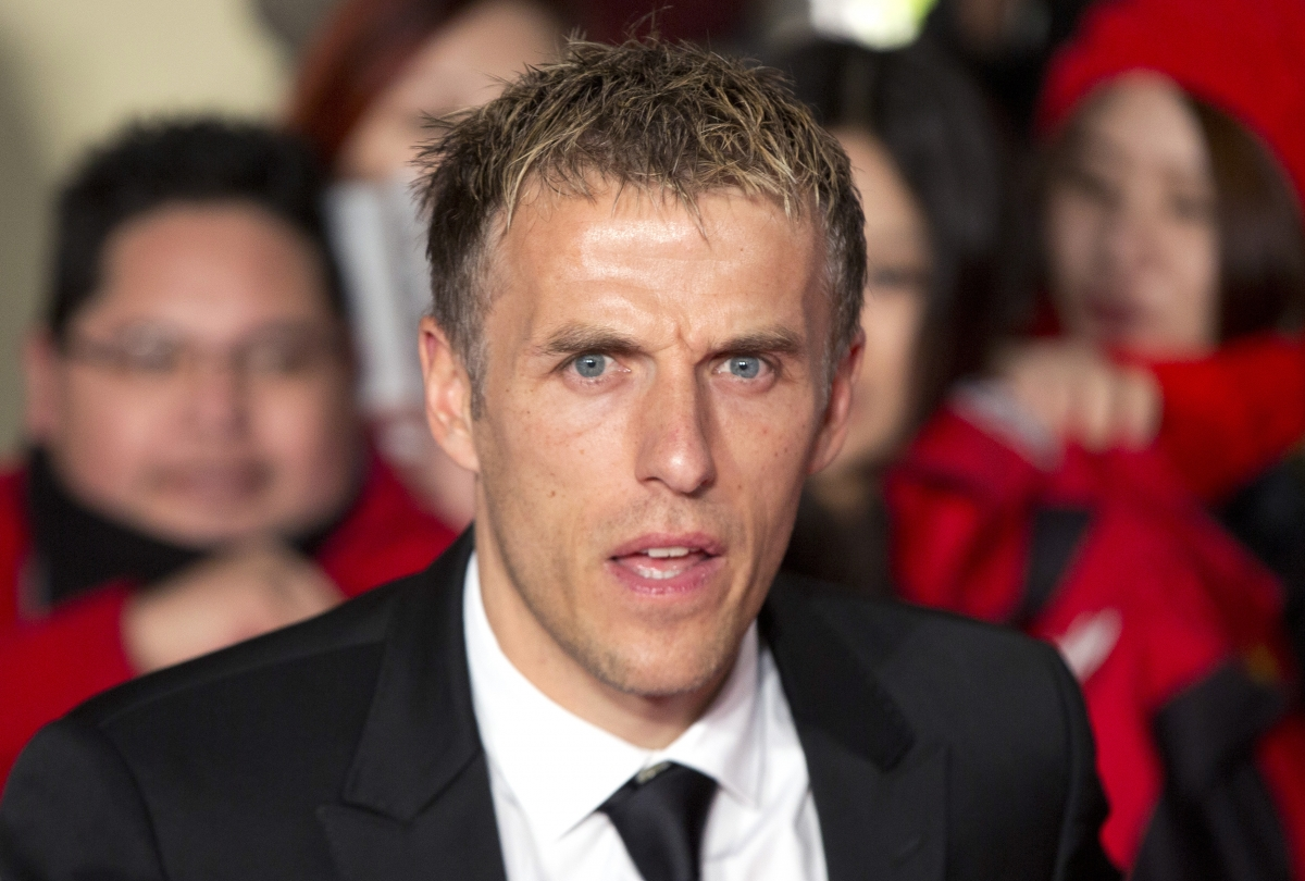 Phil Neville (Reuters)