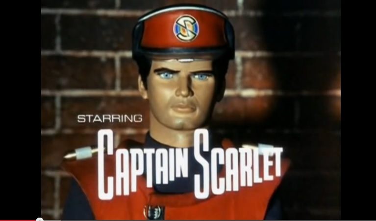 The voice of the puppet Captain Scarlet, Francis Matthews has died, aged 86