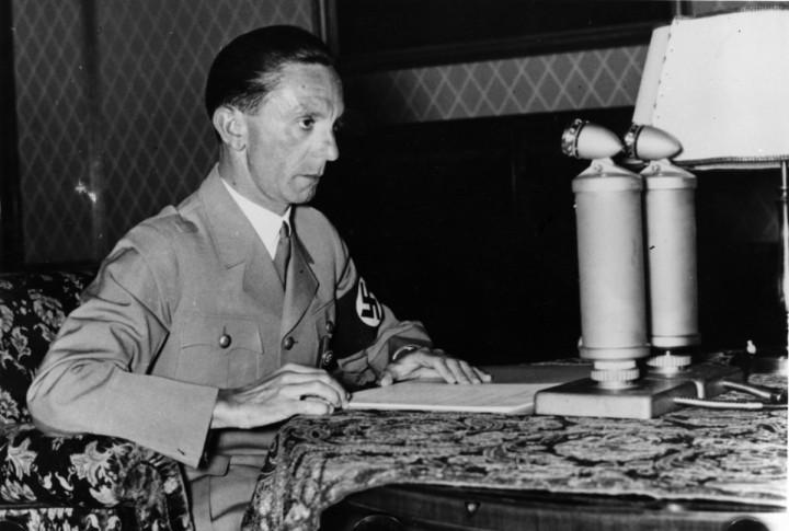 Joseph Goebbels (Getty)