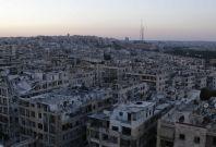 Aleppo Civil War Syria