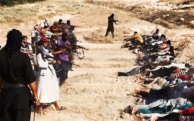 Isis Execution Photos