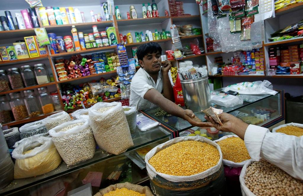Grocery Store Mumbai India