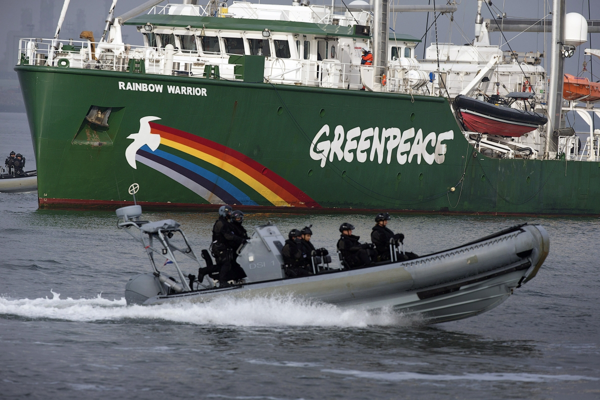 Greenpeace Loses Millions in Rogue Employee Forex Contract