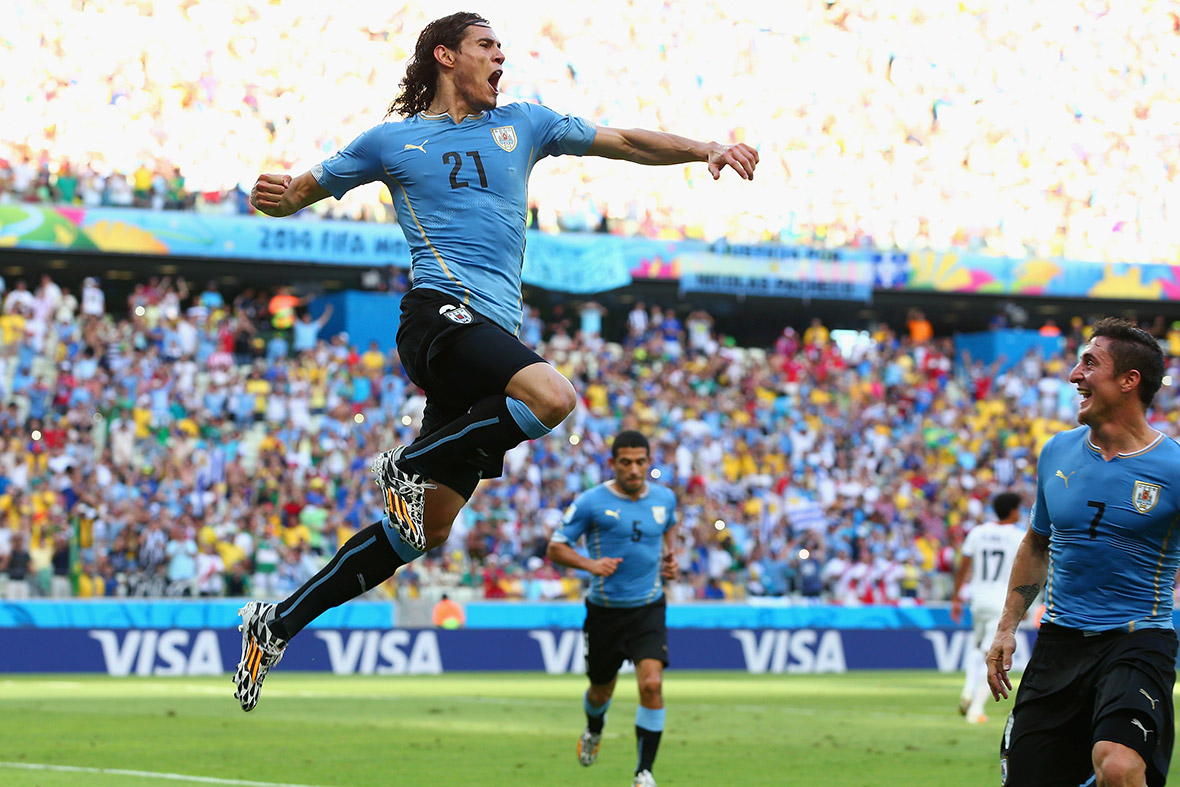 world cup fans uruguay
