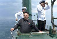 North Korea South Korea Kim