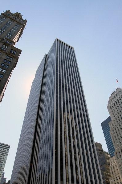 GM Building in Manhattan