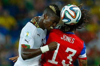 world cup USA Ghana