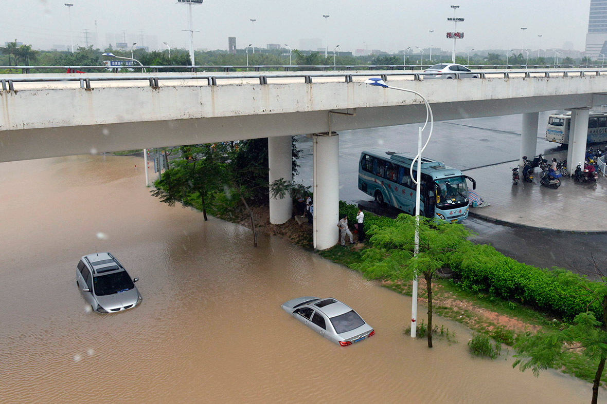typhoon china