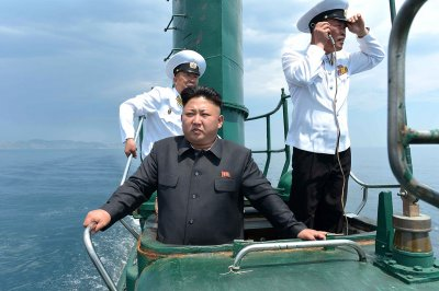 kim jong-un submarine