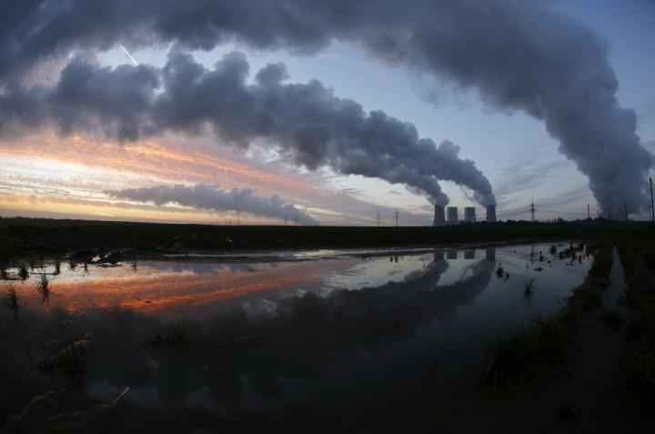 Coal-fired plant RWE