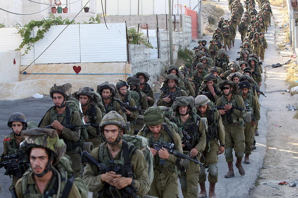 israeli teenagers