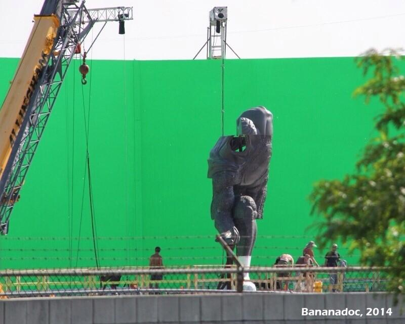 Batman v Superman on-set images