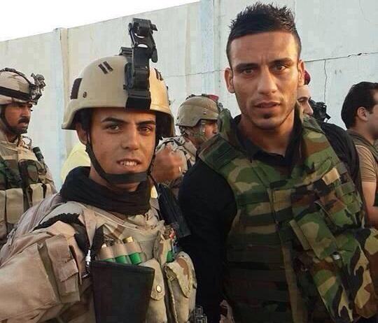 Iraq Gareth Bale Ali Adnan Army ISIS Jihadists