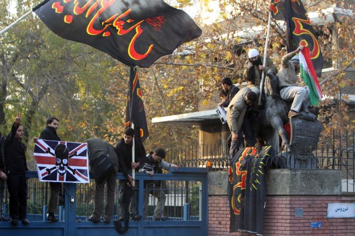 UK to Reopen Tehran Embassy amid Iraq Crisis