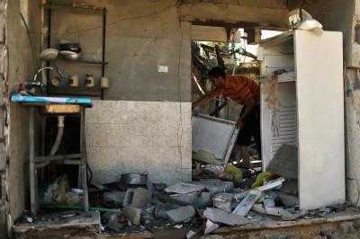 gaza house