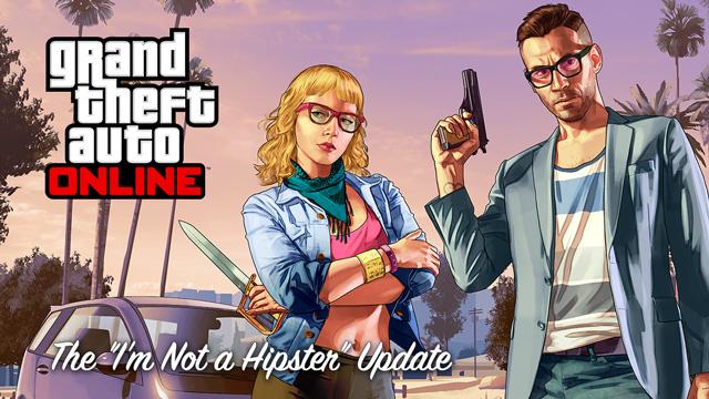 GTA 5 1.14 update im not a hipster