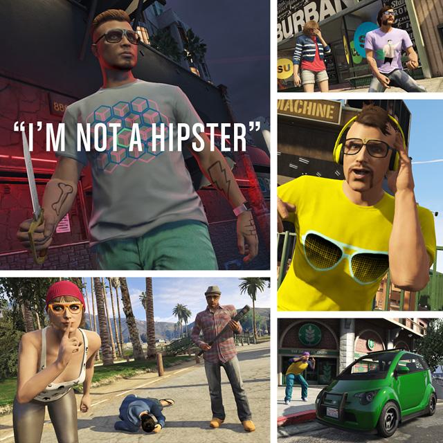 GTA 5 1.14 update im not a hipstergta 5onlineim not a hipster update