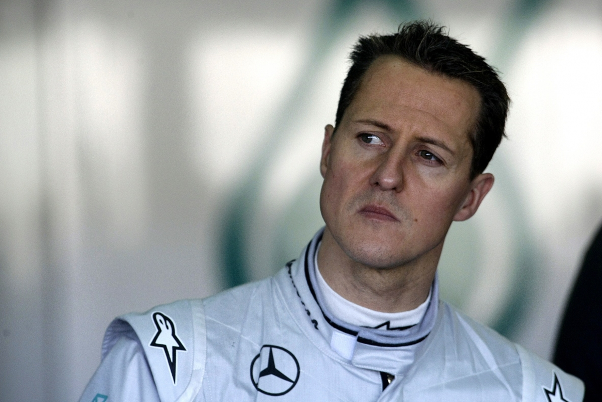 Gary Hartstein is highly critical of reports From Michael Schumacher's team about his latest progress