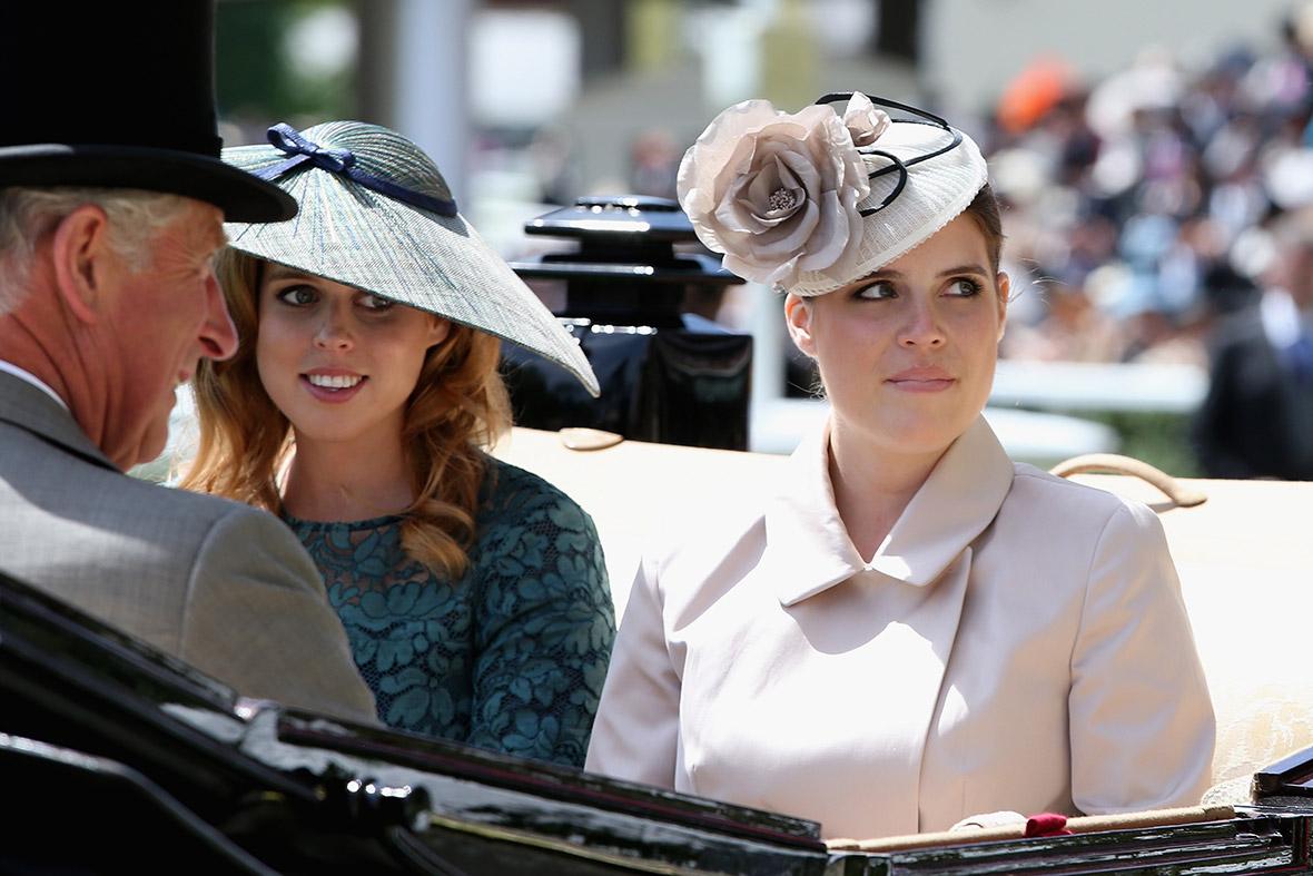 Princess Beatrice Eugenie on Kensington Palace London