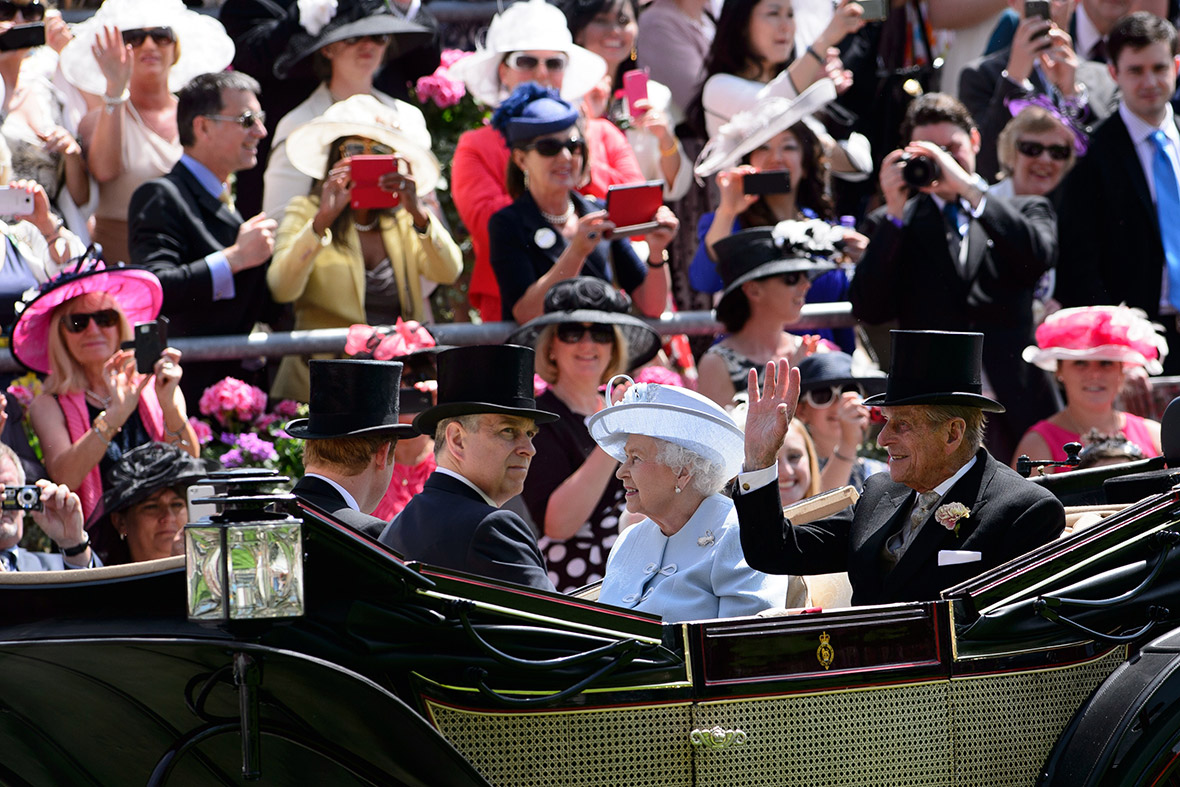 royal ascot carriage