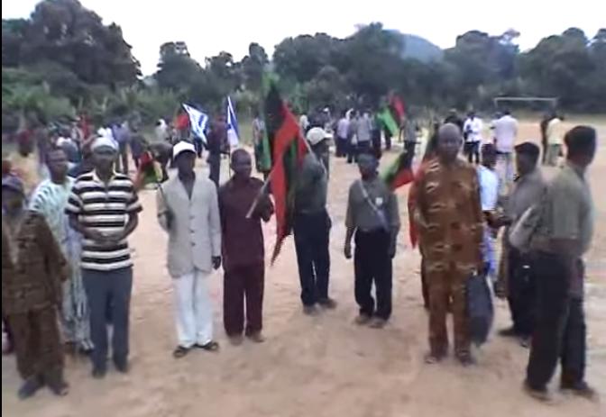 biafra zionist movement