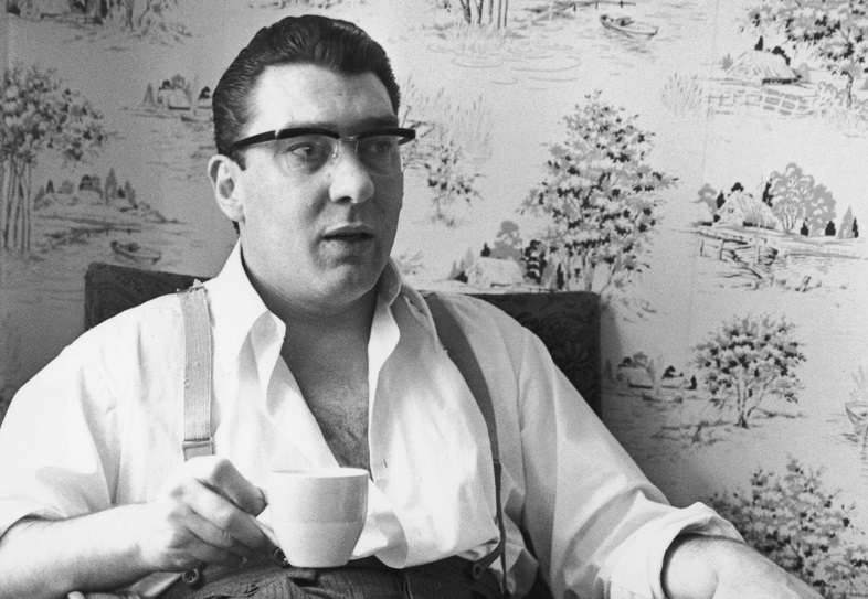 Auction of items which belonged to Ronnie Kray to go under hammer at auction