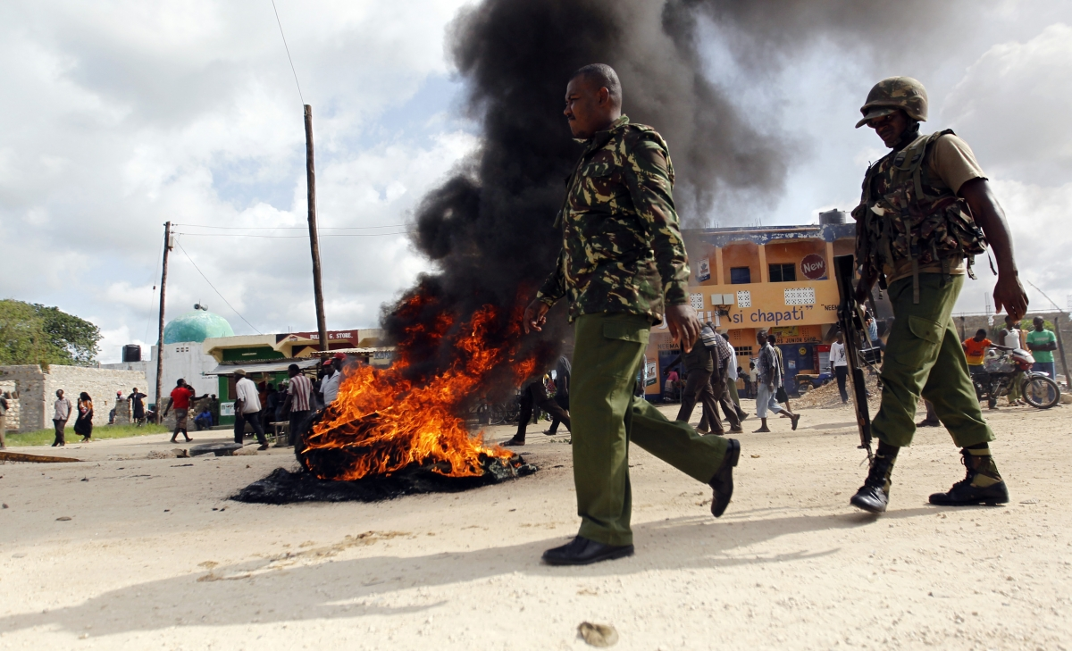 Kenya Attacks Gunmen Al-Shabaab Christians Executed Mpeketoni