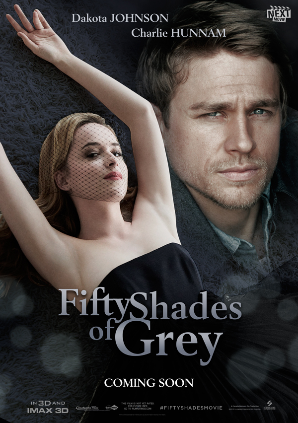 Fifty Shades fan-made movie poster