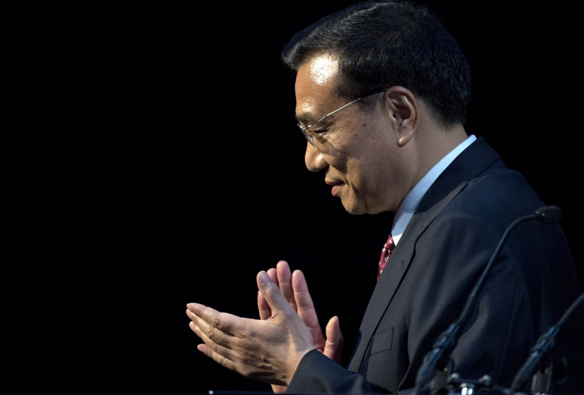 Chinese Premier Li Keqiang Promises No Economy 'Hard Landing' Amid Strong Business Confidence