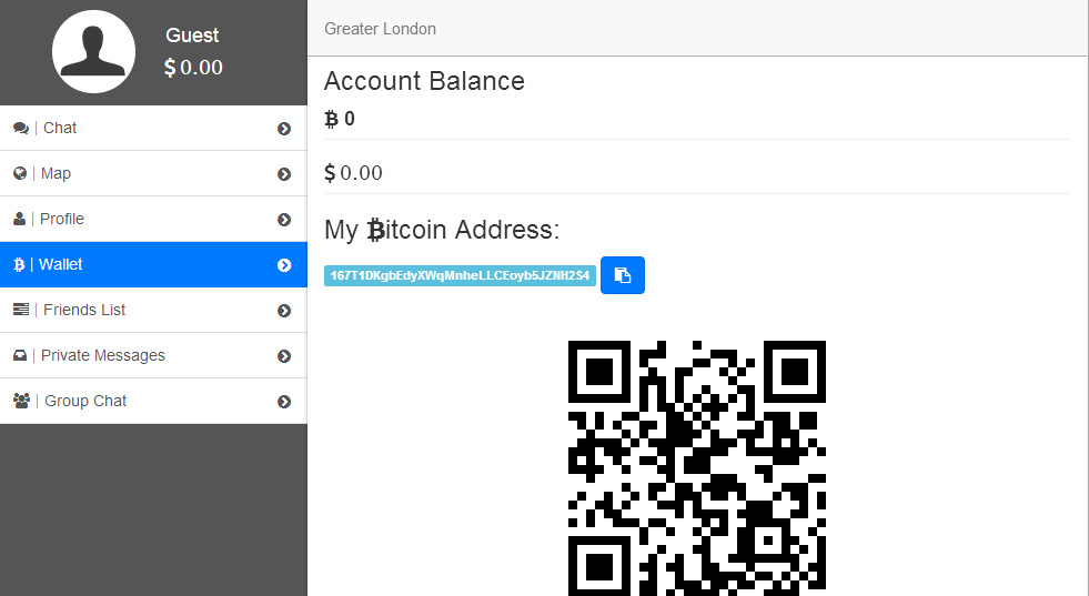 BitCraft app - this Silk Road clone lets you find people nearby and pay them anonymously for good and services