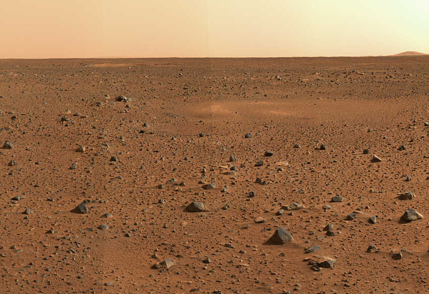 China to Search Mars for Aliens and 'Recreate Planet'
