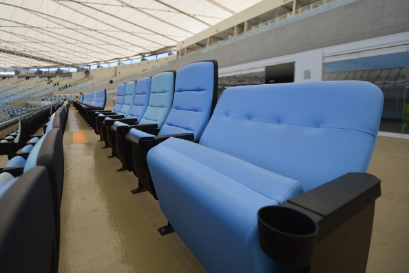 World Cup Obese Seats
