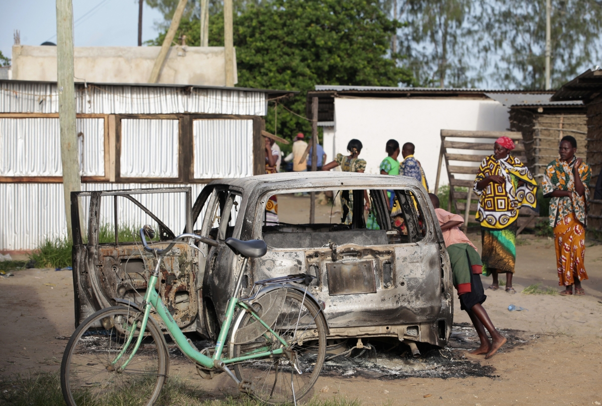 Kenya Shabaab Attack