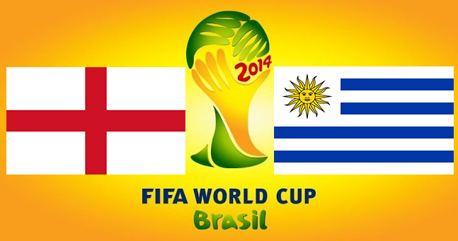 World Cup 2014: England v Uruguay Preview