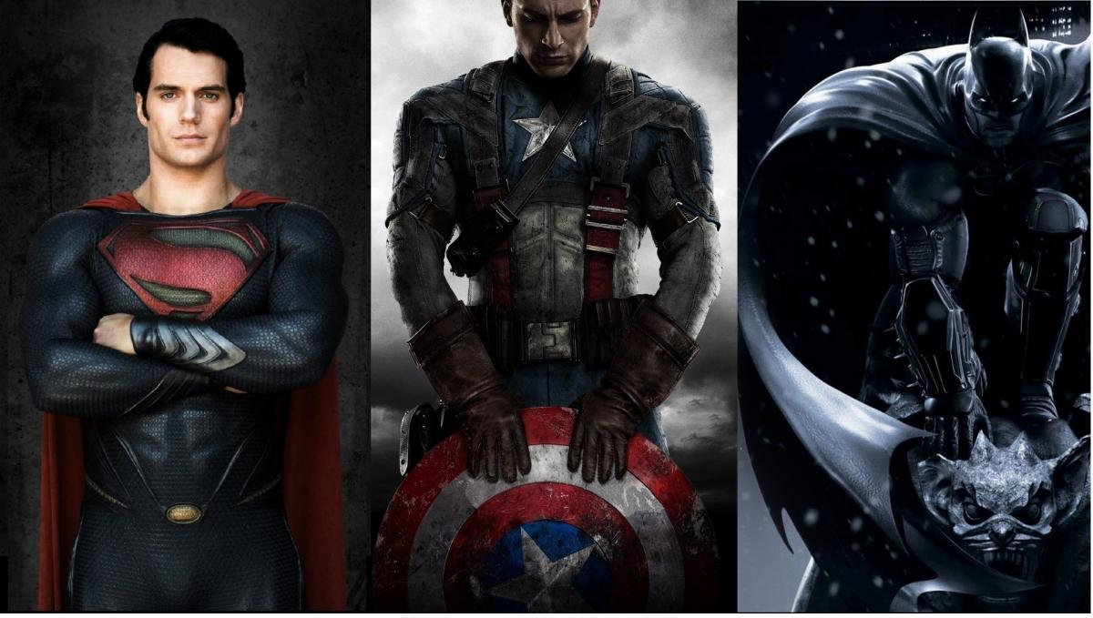 New superhero films coming up