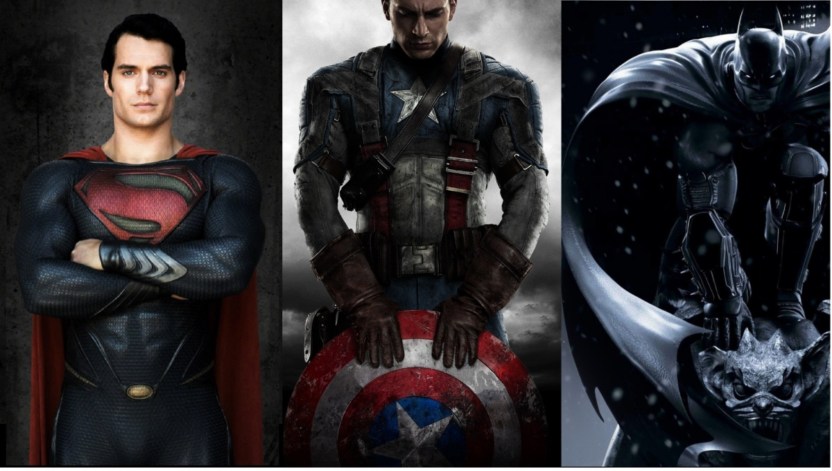 New superhero films coming up