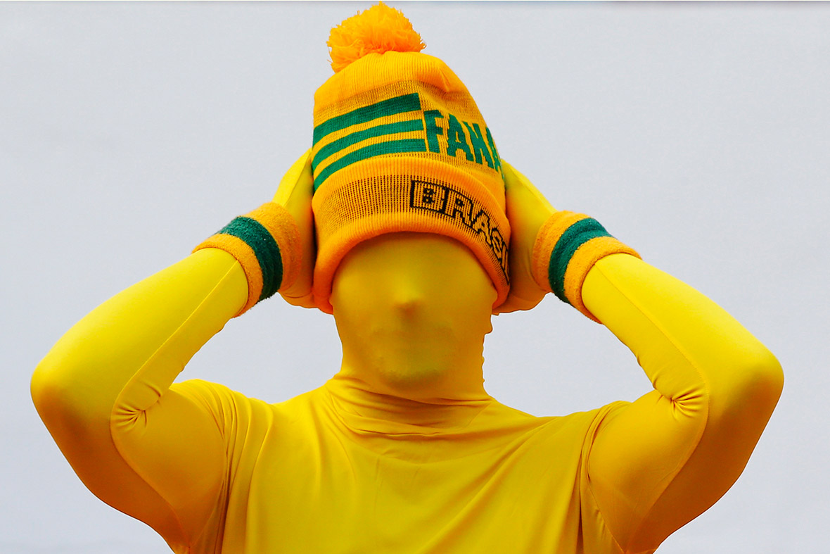 world cup fans australia