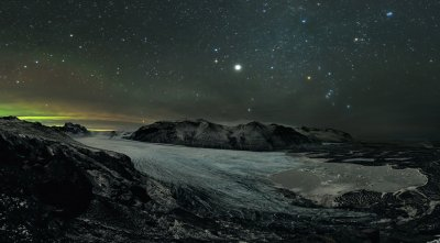 Skaftafell Starry Night by Stephane Vetter