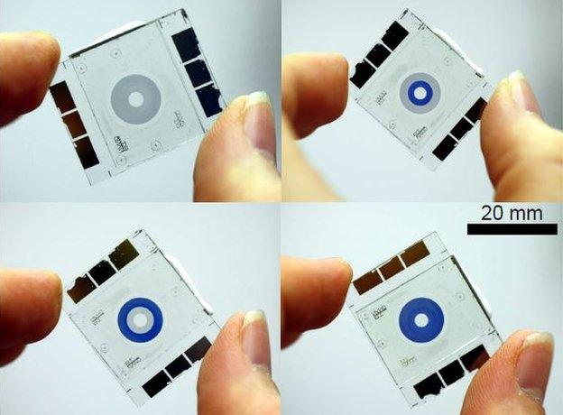 micro-iris camera lens