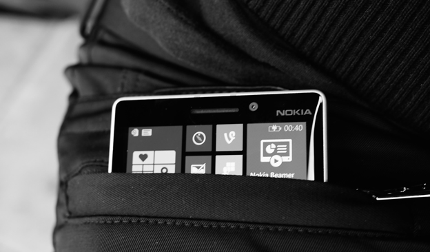 Microsoft Finally Enters Wearables Segment but  with Bizarre Smartphone Charging Trousers