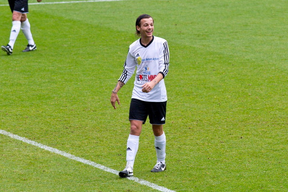 One Direction Singer Louis Tomlinson