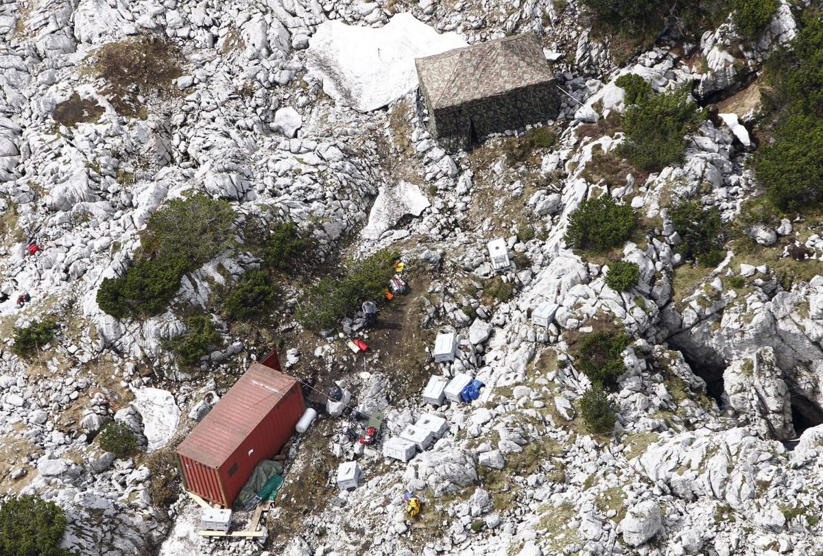 German Speleologist Johann Westhauser Rescued From Riesending Cave