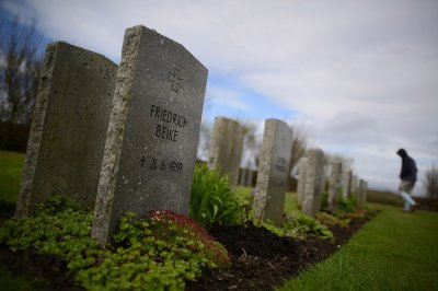 scapa flow German graves
