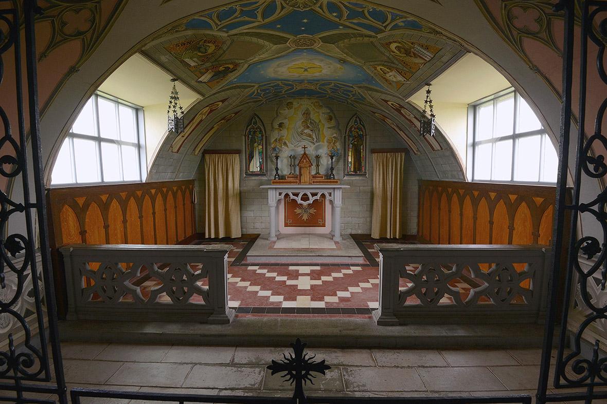 scapa flow Italian chapel