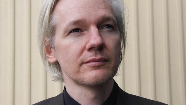 Julian Assange will be appearing in London Fashion Week