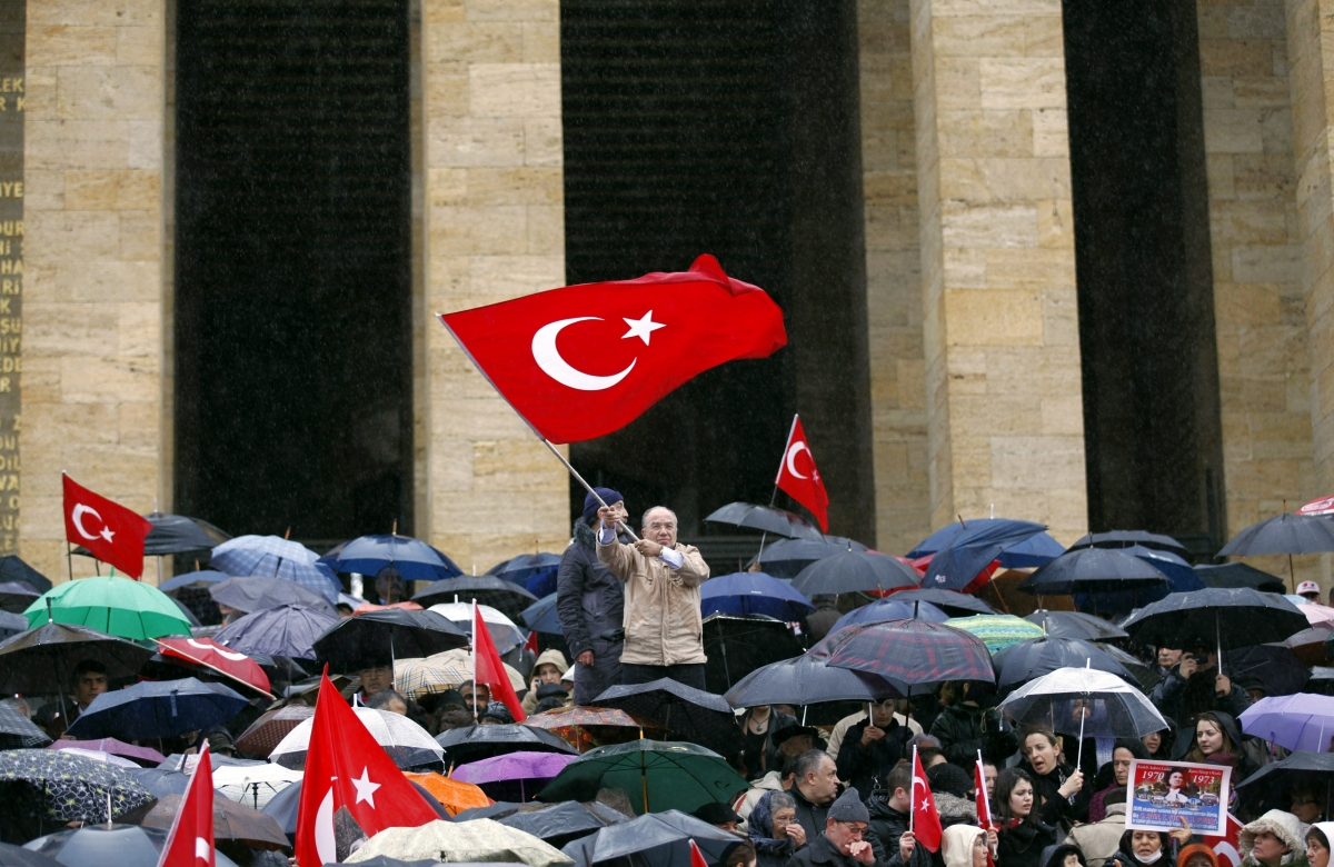 Turkey Erdogan PM Court