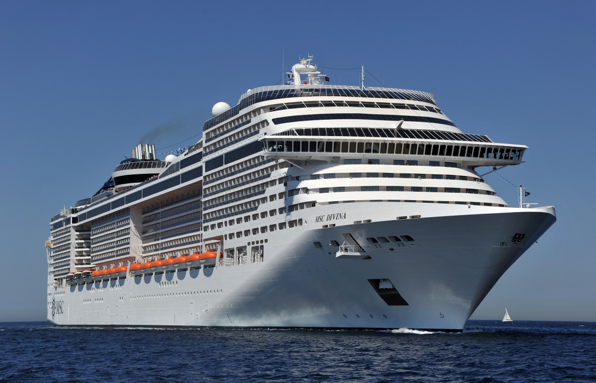 MSC Divina Mexican Fan World Cup Missing Fall Overboard