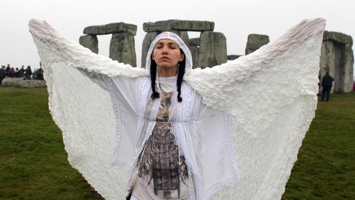 Summer solstice costume