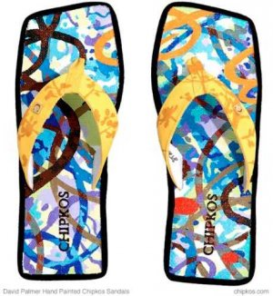 World's most expensive flip flops